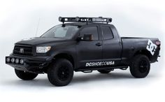 DC Shoes x West Coast Customs x Toyota Ultimate Motocross Truck - Freshness Mag