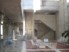 Relevant History: Visit to the Salk Institute