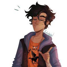 Percy Jackson Characters, Percy Jackson Fan Art, Percy Jackson Memes, Percy Jackson Books, Percy Jackson Fandom, Magnus Chase, Percabeth, Dibujos Percy Jackson, Percy And Annabeth