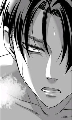 Garçon Anime Hot, M Anime, Fanarts Anime, Levi Ackerman, Attack On Titan Fanart, Attack On Titan Levi, Eren E Levi, Titans Anime, Japon Illustration
