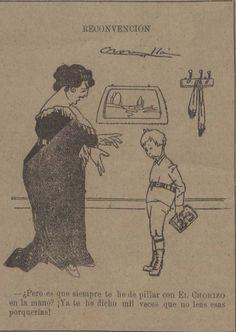 El Chorizo japonés : semanario inocente: Año I Número 2 - 17 marzo 1915