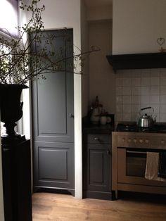 Binnenkijken interieur: Landelijke keuken.