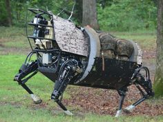 15 Astounding Technologies DARPA Is Creating Right Now