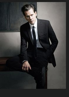 """Kevin Bacon- """"I think there is a puritanical wind that is blowing. Kevin Bacon The Following, Bacon Pictures, Famous Atheists, Kyra Sedgwick, We Are The World, Famous Faces, We The People, Movie Stars, Beautiful People"""