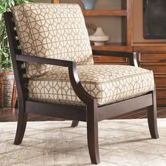 lexington lexington upholstery joey contemporary chair with wood frame and slatted back amazoncom furniture 62quot industrial wood