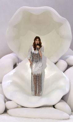 Florence Welch + Chanel