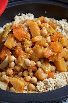 Couscous d'orge aux légumes d'hiver – Marmotte cuisine !
