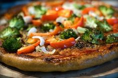 PIZZA CAN BE A HEALTHY DIET OPTION