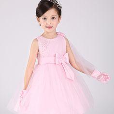 $25.00 (Buy here: https://alitems.com/g/1e8d114494ebda23ff8b16525dc3e8/?i=5&ulp=https%3A%2F%2Fwww.aliexpress.com%2Fitem%2FNew-2016-Lovely-Princess-Girl-Dress-Flower-Costume-Vestidos-Princesa-Roupas-Infantil-Wedding-Party-Girls-Dresses%2F32622338907.html ) New 2016 Lovely Princess Girl Dress Flower Costume Vestidos Princesa Roupas Infantil Wedding Party Girls Dresses Kids Clothes for just $25.00