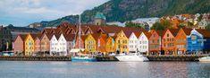 breathtakingdestinations: Bergen - Norvège (par Erik Veland)