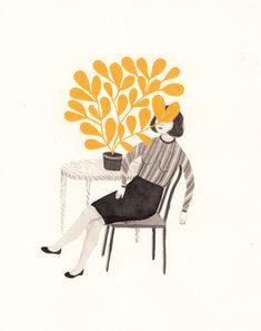 Plants by Rachel Levit
