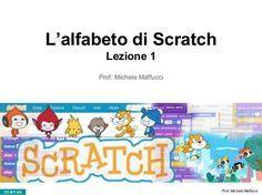 L'alfabeto di Scratch - lezione 1