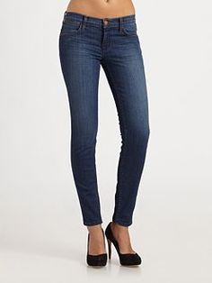 J Brand - 922 Ankle Pencil-Leg Jeans