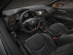SEAT Leon Cupra 280 interior