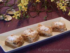 Sočna pita od jabuka