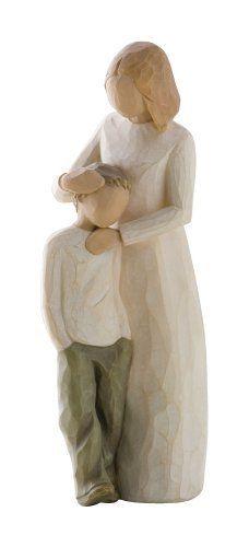 Willow Tree Mother and Son Figurine, Susan Lordi 26102 by Willow Tree, http://www.amazon.com/dp/B000ODLYZI/ref=cm_sw_r_pi_dp_TeCIpb00N0XBC