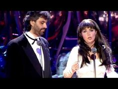 "Sarah Brightman & Andrea-Bocelli - ""Time To Say Goodbye"""