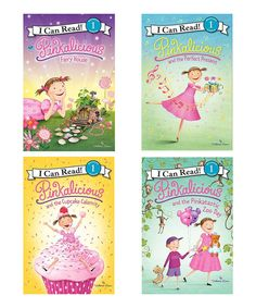 Look at this Pinkalicious Pinkalicious Adventures Reader Paperback Set on #zulily today!