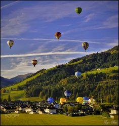 Balloon Cup by Pirker #ErnstStrasser #Austria #Österreich