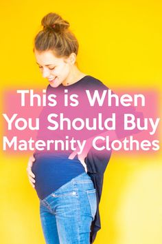 Are you wondering if it's too soon to start buying maternity clothes? Your bras and pants may start to feel a little snug, but you're concerned it might be too early. It is definitely overwhelming if you're hearing women say all sorts of different things! So, when should you make that first purchase? Read all about when you should buy maternity clothes, what is important to buy during each trimester, and the best stores to buy maternity clothes on a budget in this blog post. Maternity Clothes First Trimester, Cheap Maternity Clothes, Winter Maternity Outfits, Maternity Dresses Summer, Maternity Leggings, Casual Maternity, Pregnancy Outfits, Spring Maternity, Pregnancy Labor