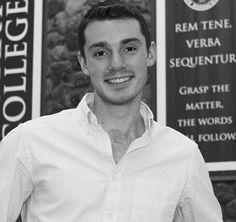 Tyler Collins  Major: Graphic Design Hometown: Oyster Bay, NY Company/Role: Gupta Media/ Jr. Graphic Designer