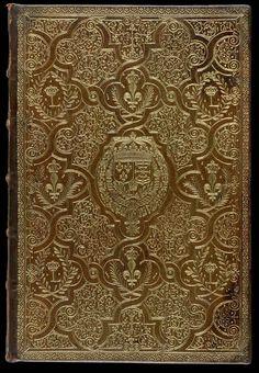 Royal binding by Antoine Ruette 1644