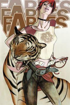 """"""" Rose Red by James Jean Cover of Fables """" James Jeans, Comic Book Covers, Comic Books Art, Book Art, Fables Comic, Science Fiction, The Wolf Among Us, Vertigo Comics, Comic Art Community"""