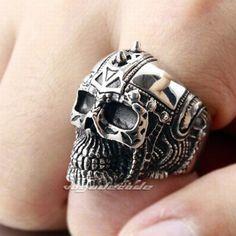 Resultado de imagen para anillos rockeros