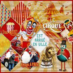 Rétro circus 1