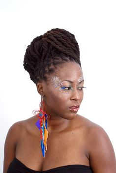 Loc Hairstyles | Black Women Natural Hairstyles