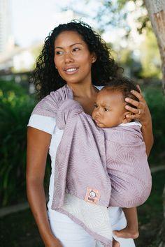 3eb3e85cb43 Baby Tula — Baby Tula Tencel Blend Ring Sling - Lexington Lilac