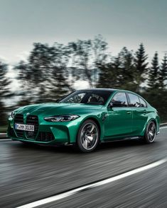 The good news is the 2021 BMW M3 sedan comes standard with a six-speed manual gearbox. The bad news is the new M3's face.