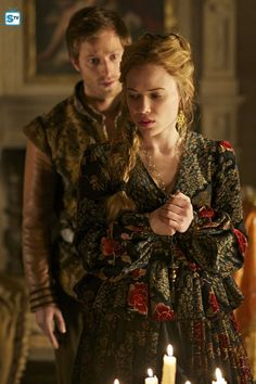 "#Reign 2x20 - ""Fugitive"" - Greer and Leith"