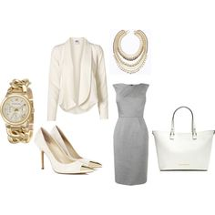"""Power Lunch"" by jazmine-cone on Polyvore"