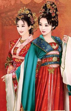 chinese lady art - Google Search