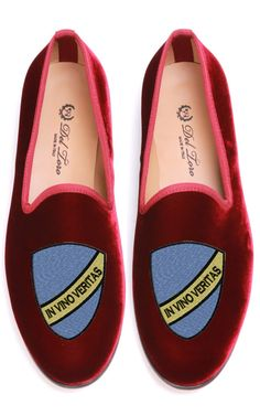"""Truth In Wine"" Loafer by Del Toro"