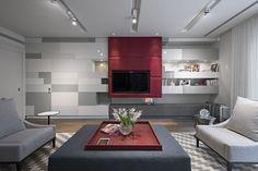 West London House / SHH Architects #hometheater