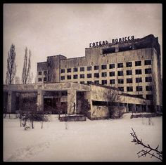 chernobyl disaster effects