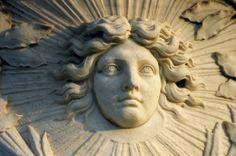 Apollo the sun god !
