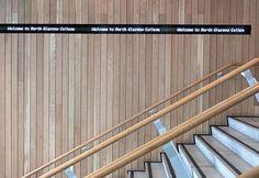 North Glasgow College digital signage