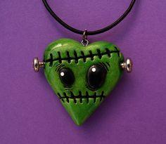 Frankenstein's Heart by MyOddities on DeviantArt