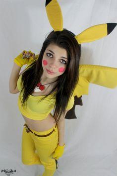 Pikachu by RyuuLavitz on DeviantArt