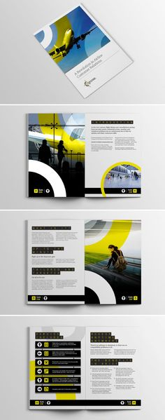 Dgoose Technologies Brochure design
