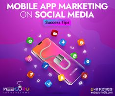Engage#socialmediamarketing servicesto get optimal results from promoting your app on social media. Here are some tried and true methods you may follow. App Marketing, Social Media Marketing, Competitive Analysis, Brand Promotion, Mobile App, Success, How To Get, Mobile Applications