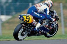 Mick Doohan Honda NSR 500