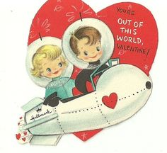 63 Best Vintage Valentines Images On Pinterest Vintage Cards