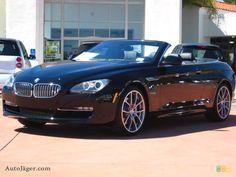 BMW 6 Series 650i Convertible