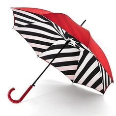 To know more about Lulu Guinness LULU GUINNESS Diagonal Stripe Bloomsbury Umbrella, visit Sumally, a social network that gathers together all the wanted things in the world! Featuring over 134 other Lulu Guinness items too! Umbrella Shop, Red Umbrella, Under My Umbrella, Lulu Guinness, Chantal Thomass, Compact Umbrella, Brollies, Umbrellas Parasols, Singing In The Rain