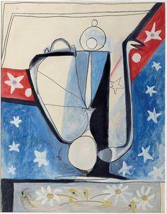 * L'aiguière étoilée 15 Septembre 1946 Picasso