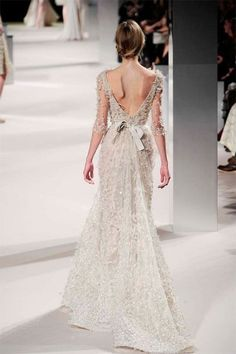 Ethereal dress